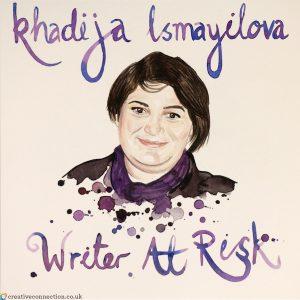 CreativeConnection illustration Khadija Ismayilova