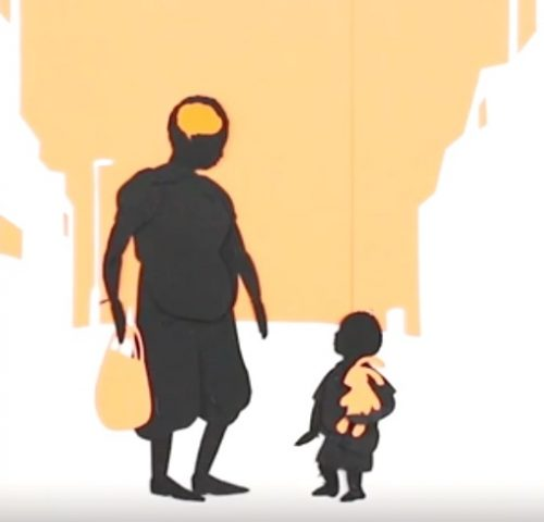 CreativeConnection Animation Preventing maternal mortality